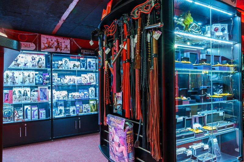 магазины интим-игрушек санкт-петербург парня