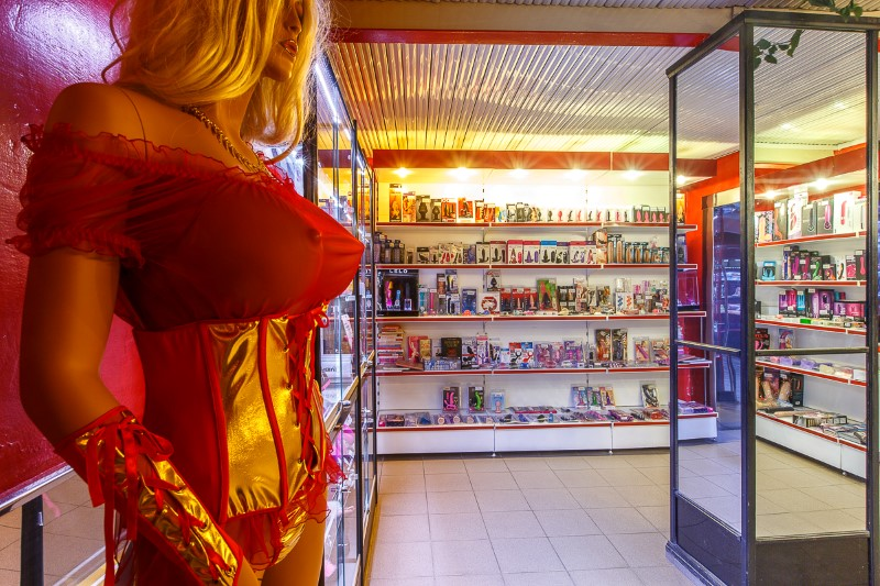 Секс шоп Самара на улице Куйбышева